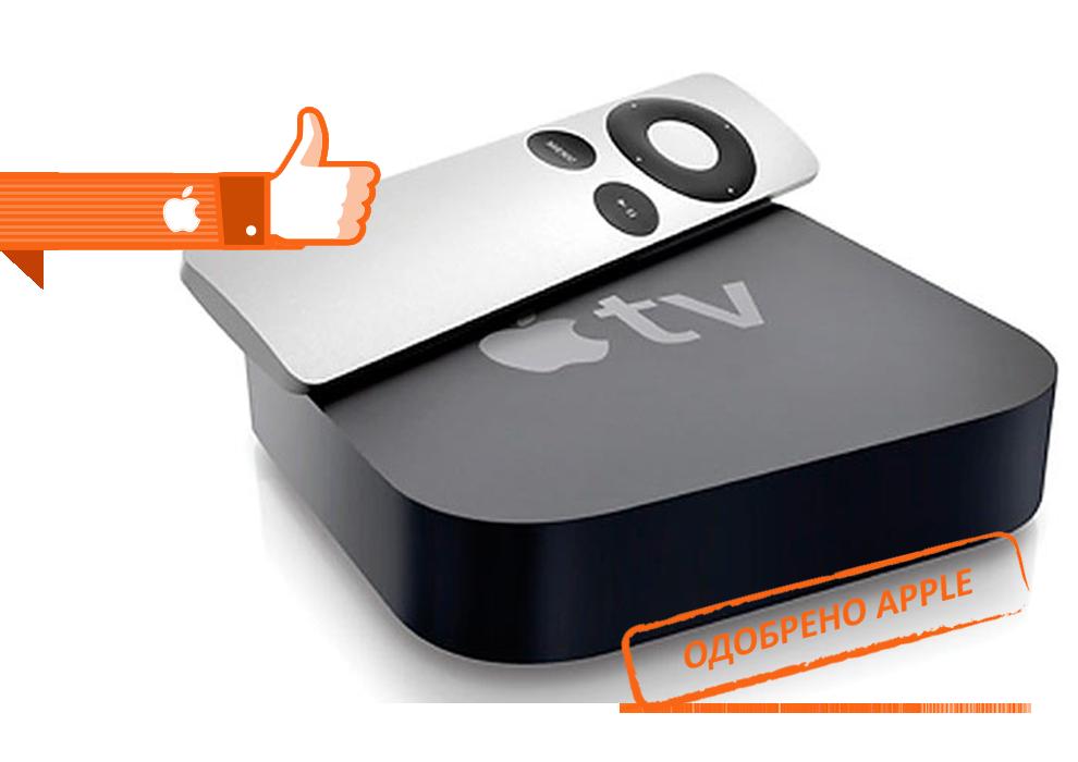 ремонт apple tv