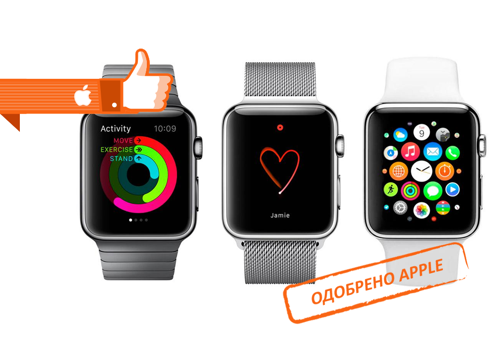 Ремонт Apple Watch в Реутове